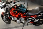 Les mille et une façons de personnaliser sa moto