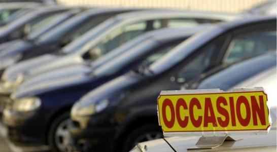 Le marché des voitures d'occasion est très dynamique