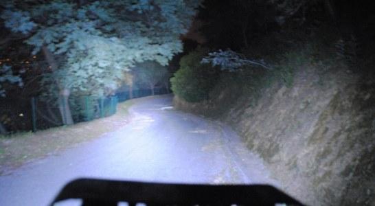 Comment améliorer la visibilité de nuit en quad ?