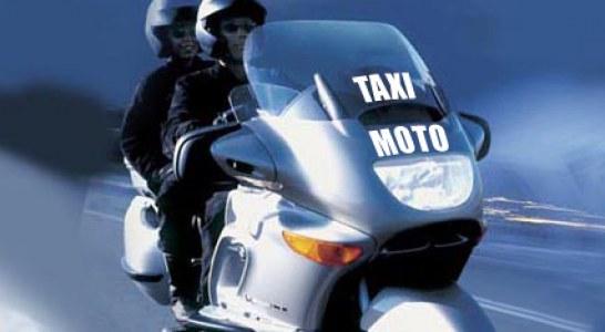 Taxi-moto, pour un Paris plus écologique