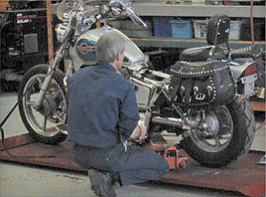 moto mecanique