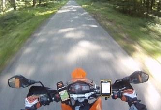 GPS pour moto : quel intérêt ?