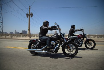 Une moto ? Et pourquoi pas une Harley Davidson?