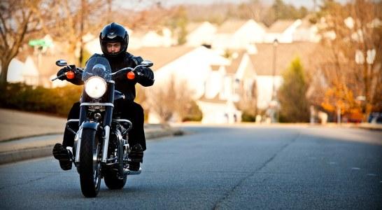 Rouler à moto en toute sécurité