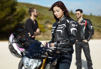 Vie d'une motarde