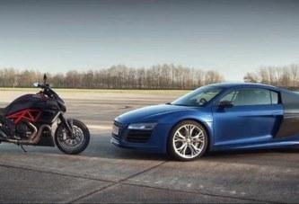 Acheter une moto ou une voiture ?