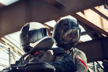 Le casque, un des équipements obligatoires du motard !
