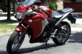 Honda CBR250RA 2011