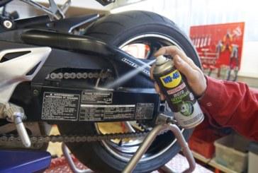5 conseils utiles pour nettoyer la chaîne de moto